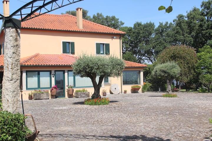 Holiday villa at the north of Portugal