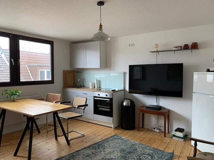 """Cozy apartment in the beautiful """"Südstadt"""""""