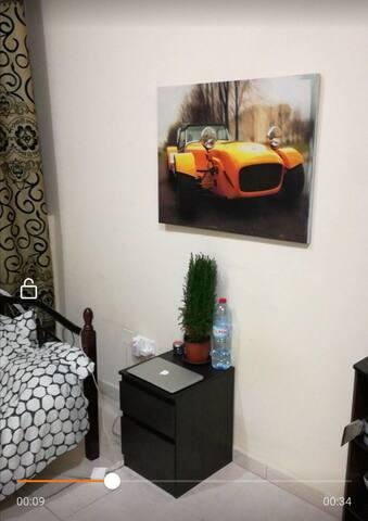 Bedspace (2 ppl in room) near metro Internet City