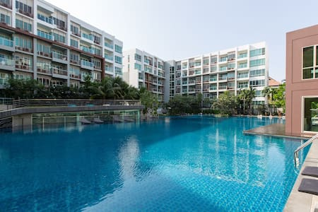 Pool view apartment in seacraze - Hua Hin - Apartment