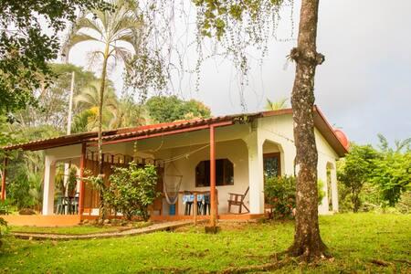 Diquis Tropical Garden Cabins - Cabin