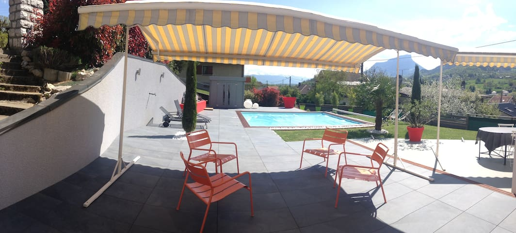Villa rental ideally located