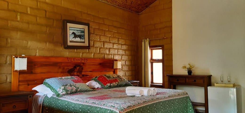 Refugio relaxante na Chapada dos Veadeiros