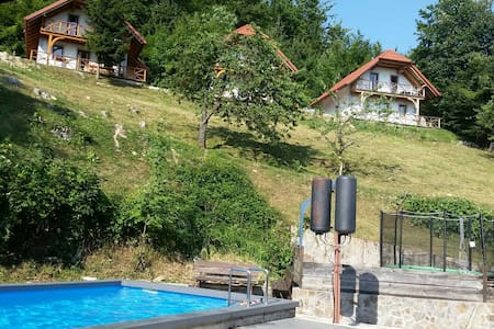 Holiday home Pavlin 2. - Šenturška Gora