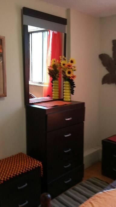 New Bedroom furniture.