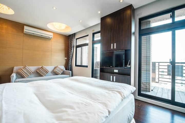 Deluxe apartment w/nice view