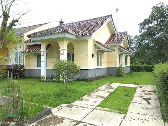 Villa Sasky-CIATER HIGHLAND 3 Beds