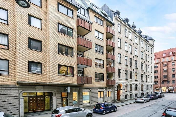 City center luxury appartment