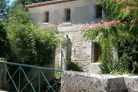 Delightful cottage, Charente Maritime - Champagnac - Huis
