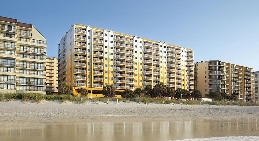 North Myrtle Beach - Shore Crest 2 B/R 2B CONDO