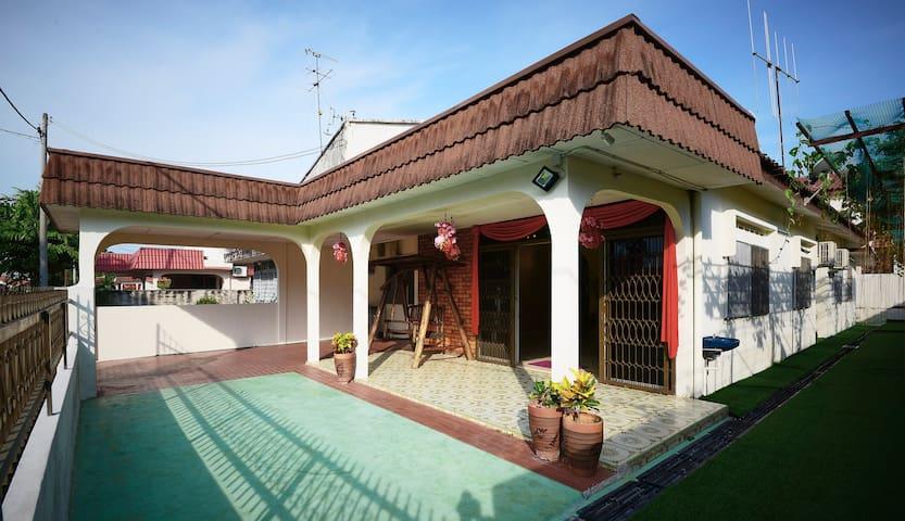 Villa 21 - Melaka - Hus