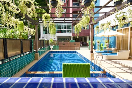 Ao Nang Mountain View Pool Villa at Soi 11/1
