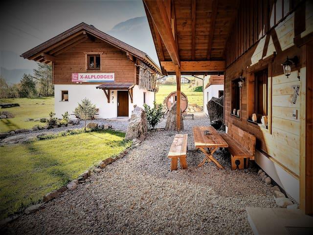 X-Alp Lodge - Wildspitz / Similaun