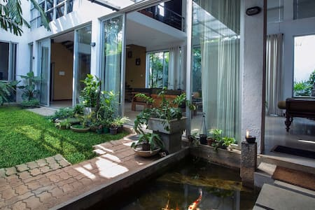 Town House with a Deluxe Room with Terrace - Colombo - Villa