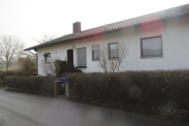 Quaint Holiday Home in Bad Kötzting with Garden, Terrace