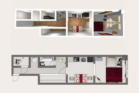 Special Rate! 5minutes walk to Namba Staion! - Apartment