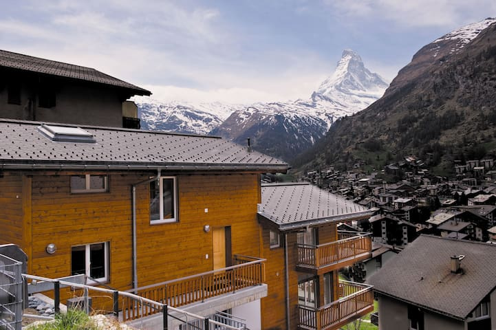 Best Winter Loft in Zermatt