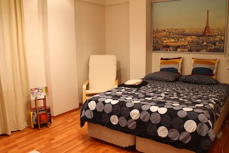 Clean Cosy Apartment Close to ATATURK Airport - Bahçelievler - Apartamento
