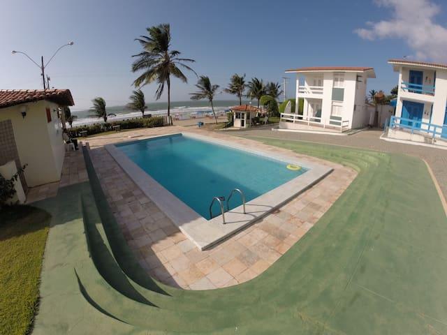 Chale Pontal da ilha vista mar. - São José de Ribamar - Chalet