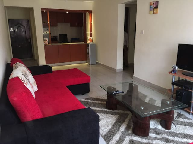 Safe & accessible room near Airport - Nairobi - Apartamento