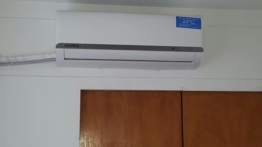 Aire acondicionado frío -calor