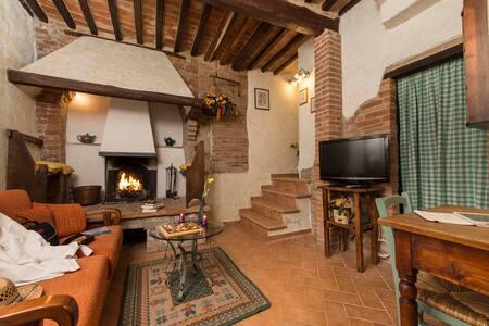 Casa Costanza Große Wohnung mit Blick Val d'Orcia - Castiglione d'Orcia - Huoneisto