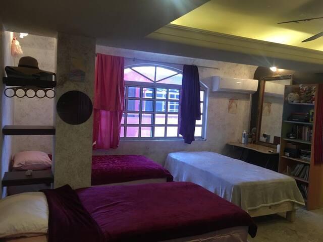 Bonita habitación en área médica en Monterrey