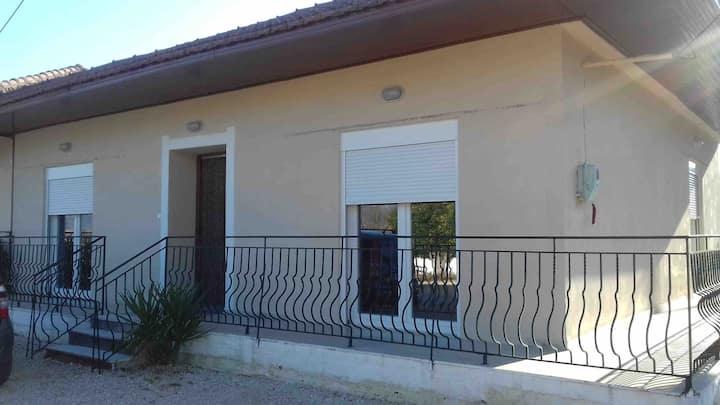 Koulia- Haus