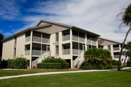 Two Bedroom Beachfront Suite on Sanibel Island - Condominium