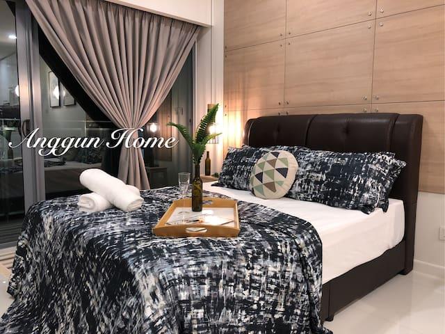 Anggun home @mercu summer suite/klcc view