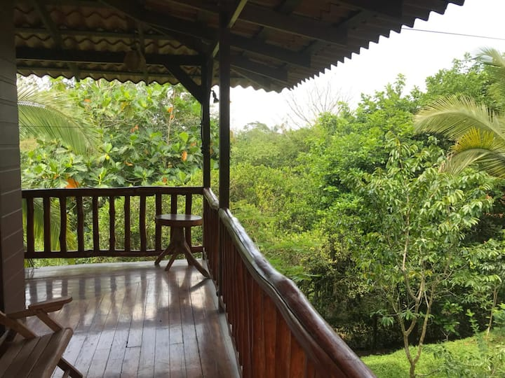 Ira's Cabin at La Virgen
