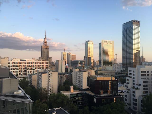 View Apartment Grzybowska