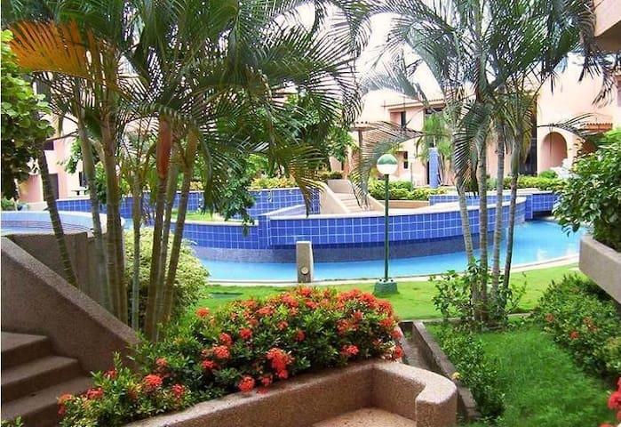 Bello Apartamento Vacacional en Isla de Margarita - Porlamar - Daire