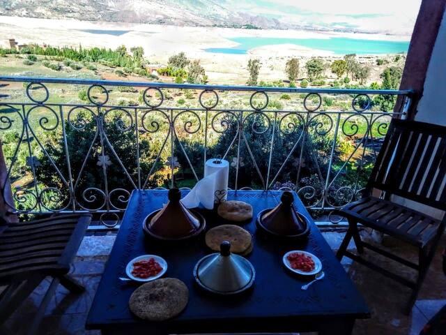 Bienvenue  chez nous à Bin El ouidane
