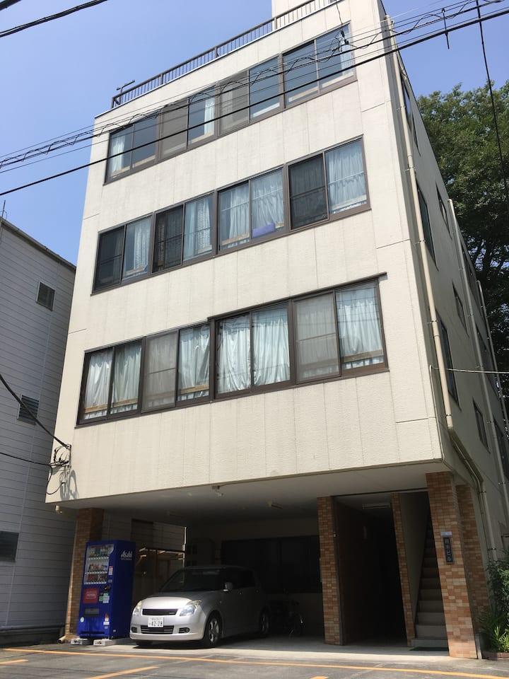 【駅近】ふなきビルディングホテル【貸し切り個室】