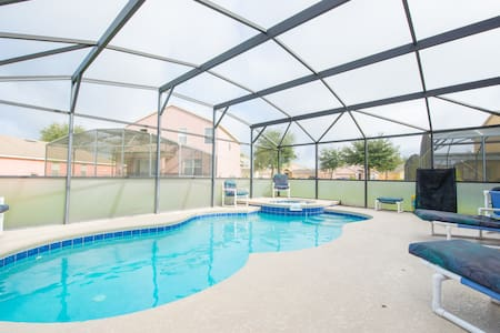 Disney Vacation Villa Davenport Fl - Hus