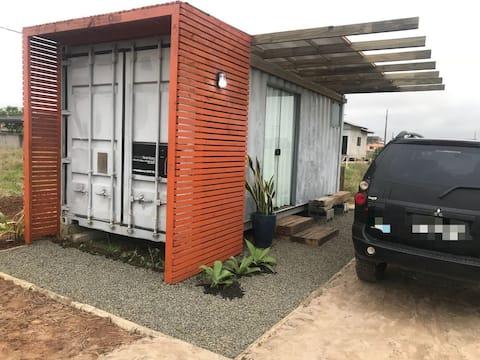 Container - Balneário Rincão