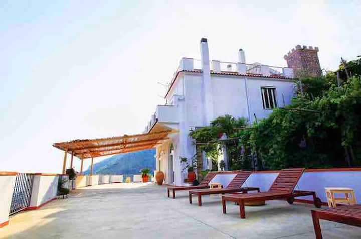 Casa Gennarino - Tenuta la Picola Amalfi Coast