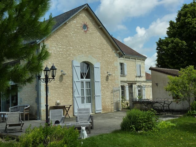 Chambre Cosy au Futuroscope - Marigny-Brizay - Bed & Breakfast