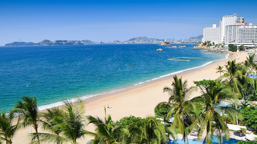Guidebook for Acapulco