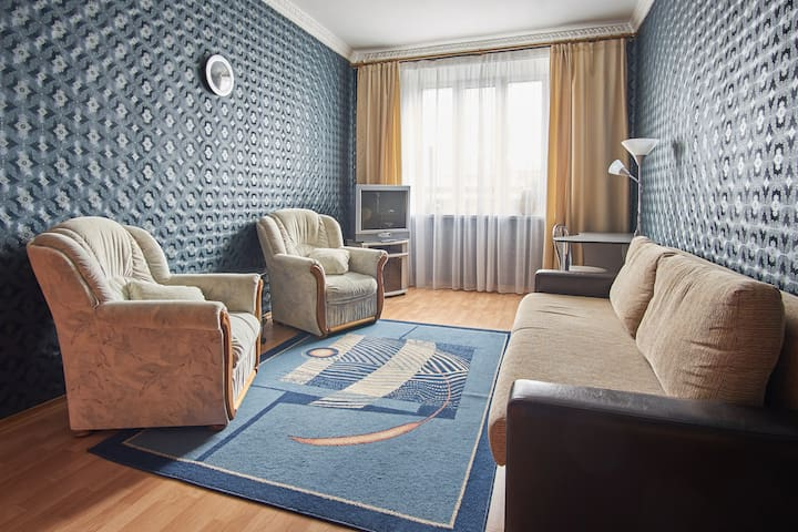 Center Minsk comfortable apartment
