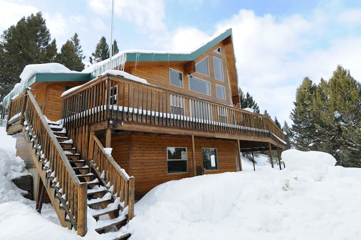 Lakeview Lodge - Minutes from Georgetown Lake