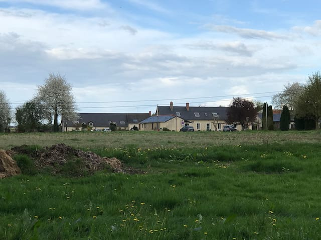 Maison de campagne - Daumeray - Talo