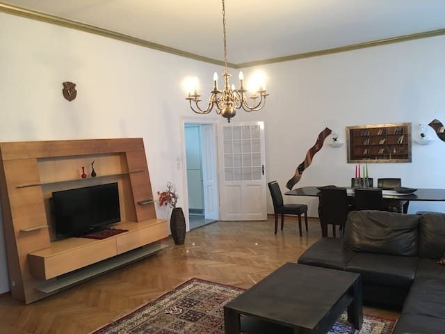 120qm apartment with a sunnyside terasse