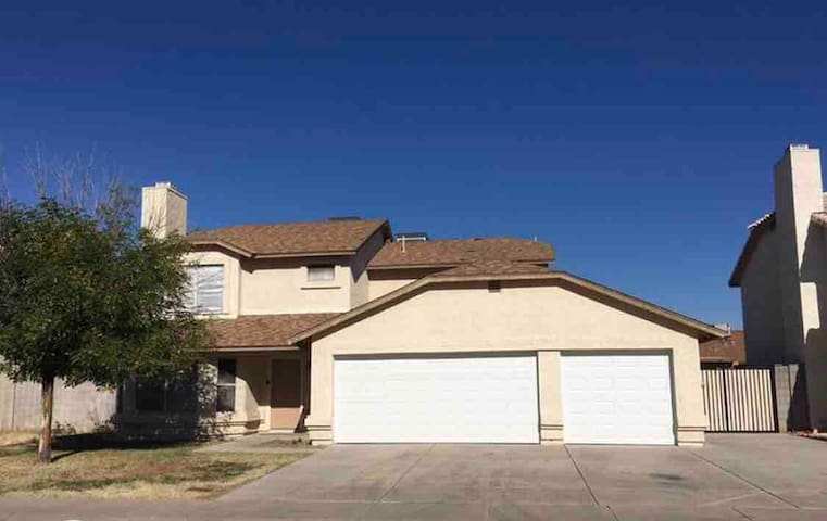 Private Bed/Bath outskirt of Phx- close to DWT
