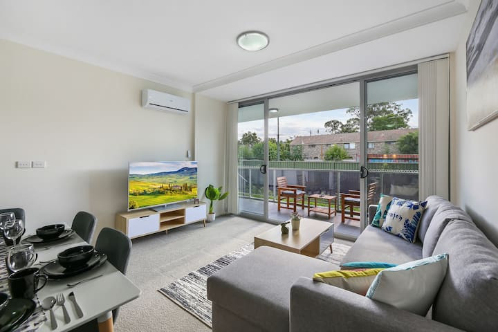 Brand new 2BR next to Penrith town center