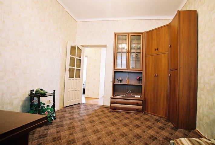 2-х комнатная квартира в центре - Truskavets' - Huoneisto
