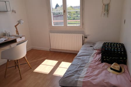 Chambre individuelle no1