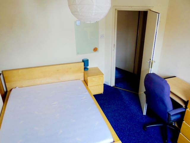 Double Room in Montepelier/Stokes Croft - Bristol - Apartment