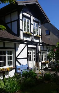 2  nice rooms, Northern Germany - Rumah